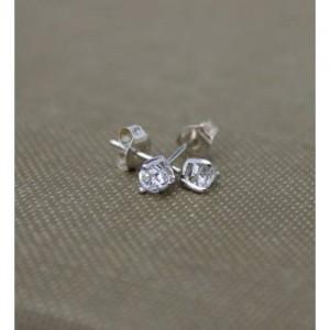 teardrop-cubic-zirconia-stud-earrings