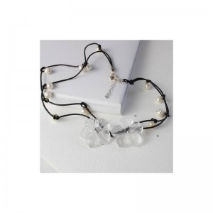 corin-flower-and-pearl-on-black-leather-necklace