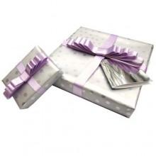 luxury wrap silver