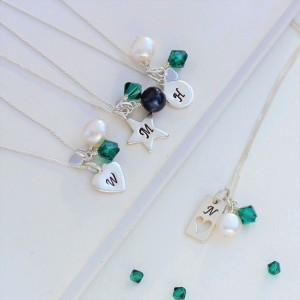 crystal birthstone necklaces for may all 4 (2)