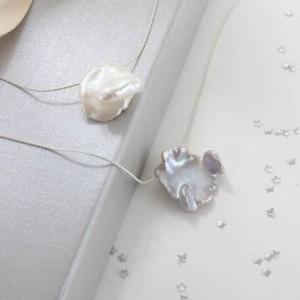 keimau-single-keshi-pearl-on-silver-necklace