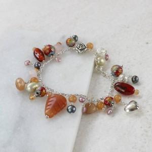 carnelian-charm-bracelet