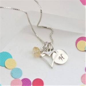 childs-personalised-open-heart-necklace-with-birthstones