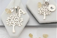 mama-et-moi-personalised-sterling-silver-tree-of-life-charm-necklaces-with-birthstones