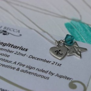 personalised-zodiac-birthstone-charm-necklace-sagittarius