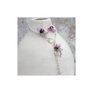 sterling-silver-open-heart-bracelet-and-earrings-set-in-mauve