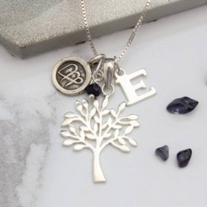 personalised-sterling-silver-tree-of-life-necklace-with-birthstones