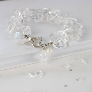 large-clear-crystal-pebble-bracelet