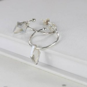 silver-hoop-earrings-with-crystal-diamonds