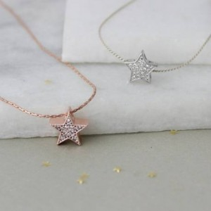 keimau-pave-crystal-star-necklace-in-silver-or-rose-gold