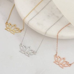 lotus-flower-necklace-in-sterling-silver-or-gold