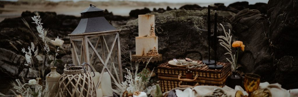 find inspiration for your rustic boho beach wedding, all the ideas for a bride to create her perfect wedding