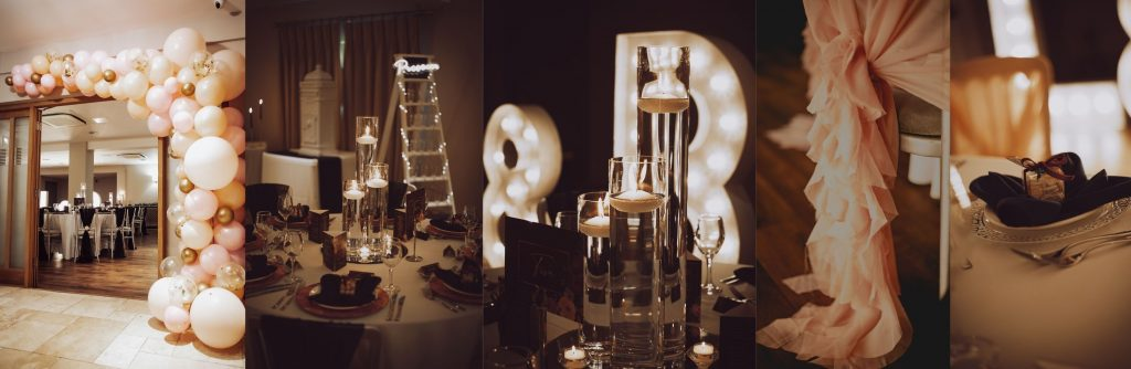 venue styling ideas for a bride